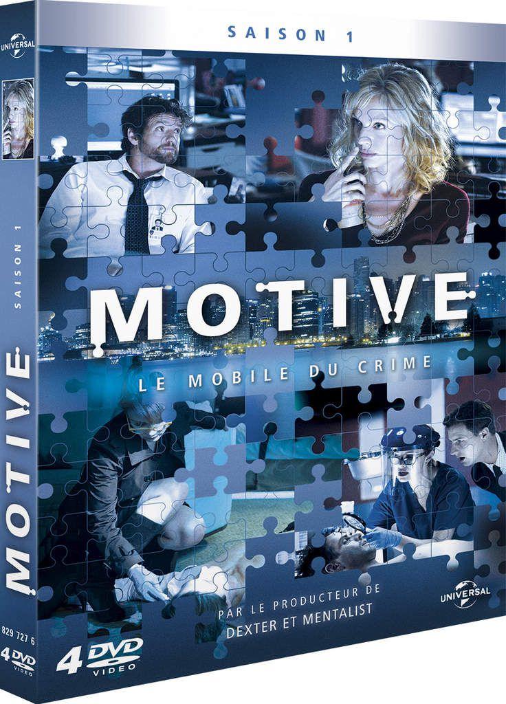Motive - Saison 1 (DVD)