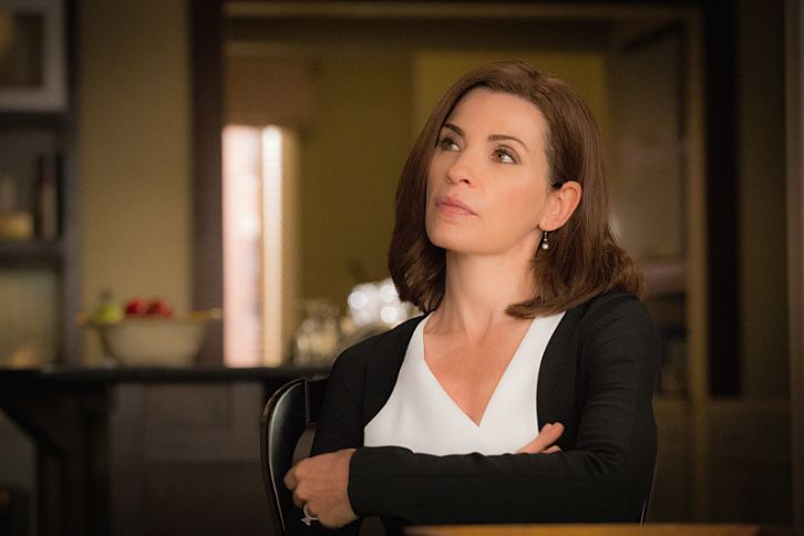 Critiques Séries : The Good Wife. Saison 7. Episode 2.
