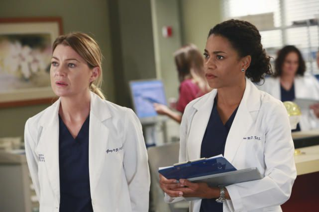 Critiques Séries : Grey's Anatomy. Saison 12. Episode 4.