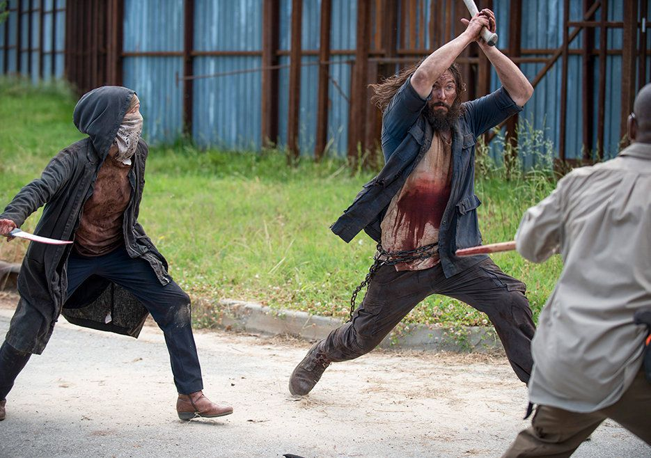 Critiques Séries : The Walking Dead. Saison 6. Episode 2.