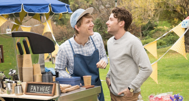 Critiques Séries : Please Like Me. Saison 3. Episodes 1 et 2.