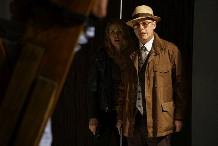 Critiques Séries : The Blacklist. Saison 3. Episode 4.