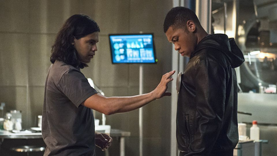 Critiques Séries : The Flash. Saison 2. Episode 4.