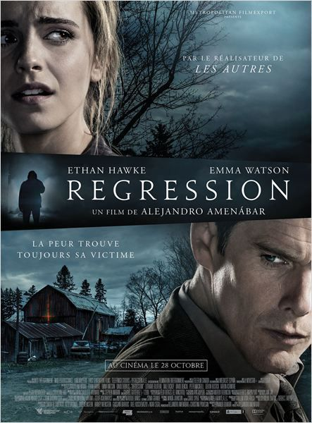 Critique Ciné : Regression (2015)