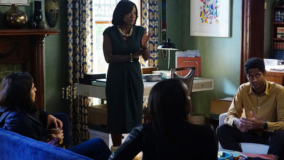 Critiques Séries : How to Get Away with Murder. Saison 2. Episode 6.