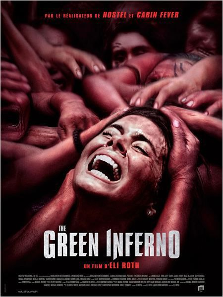 Critique Ciné : The Green Inferno (2015)