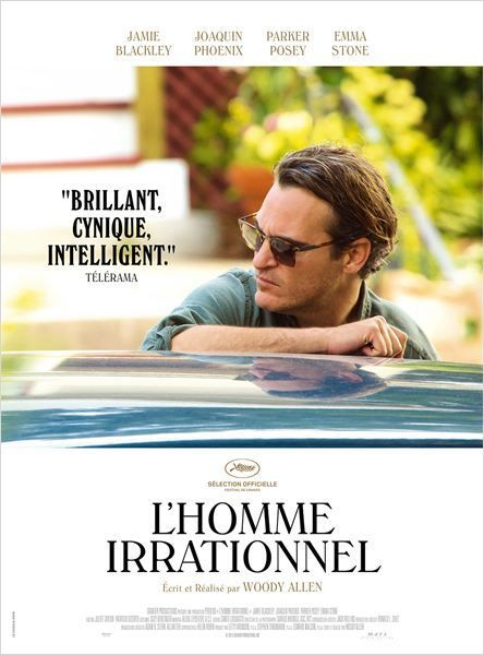 Critique Ciné : L'homme irrationnel (2015)