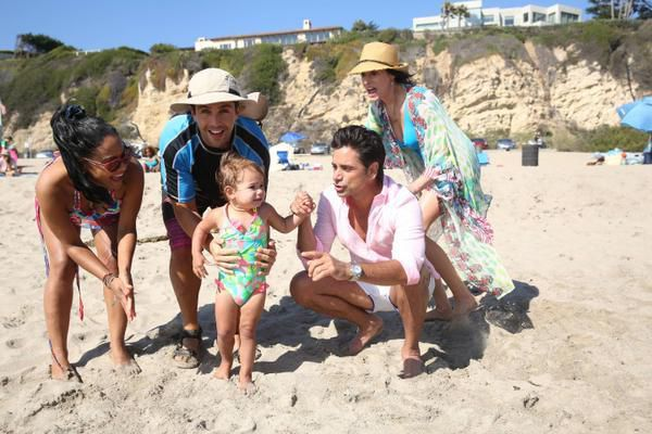Critiques Séries : Grandfathered. Saison 1. Episode 2.