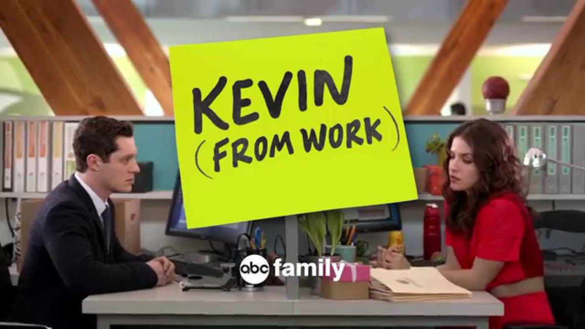 Critiques Séries : Kevin from Work. Saison 1. BILAN.