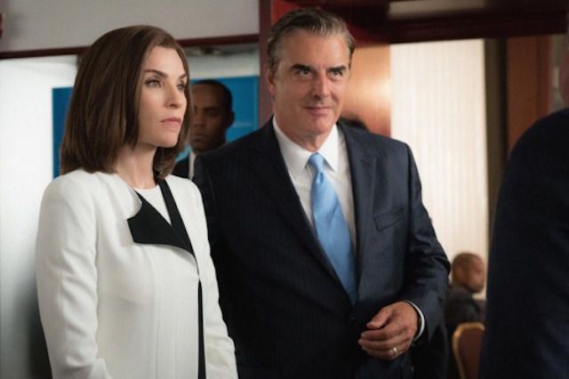 Critiques Séries : The Good Wife. Saison 7. Episode 5.