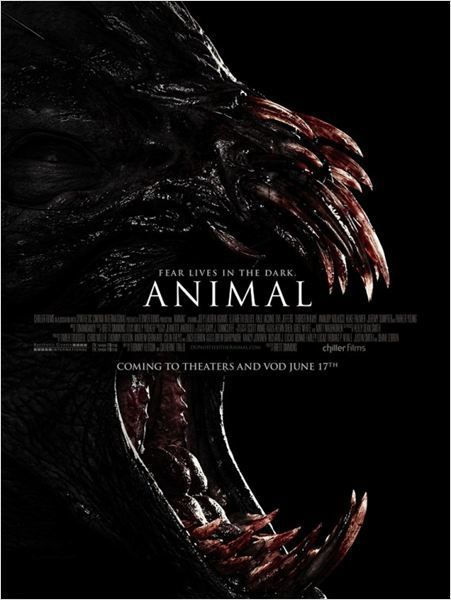 Critique Ciné : Animal (2015)