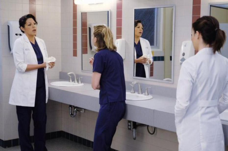 Critiques Séries : Grey's Anatomy. Saison 12. Episode 6.