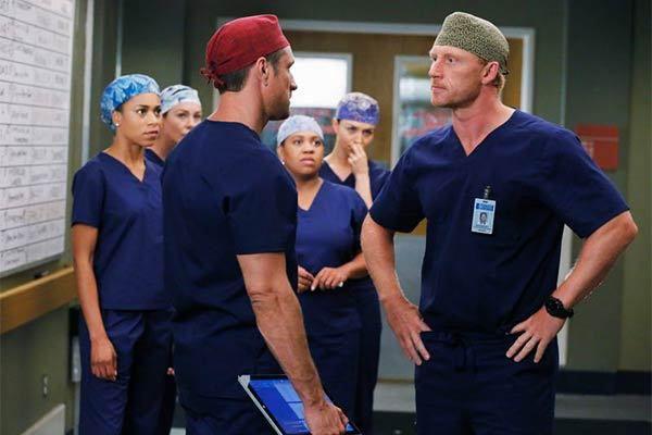 Critiques Séries : Grey's Anatomy. Saison 12. Episode 7.