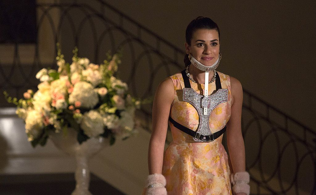 Critiques Séries : Scream Queens. Saison 1. Episode 9.