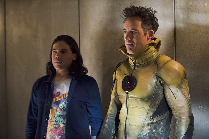Critiques Séries : The Flash. Saison 2. Episode 7.