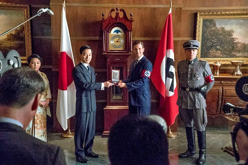 Critiques Séries : The Man in the High Castle. Saison 1. Episodes 2 et 3.