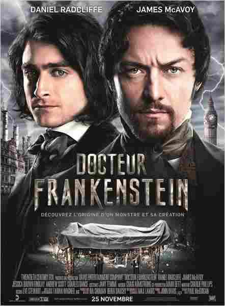 Critique Ciné : Docteur Frankenstein (2015)