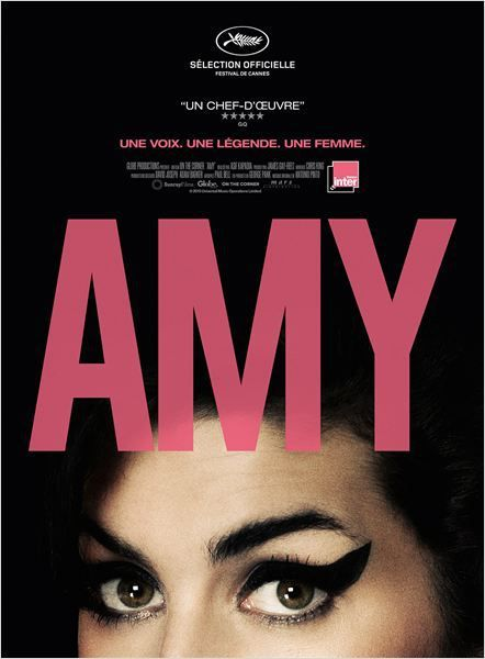 Critique Ciné : Amy (2015)