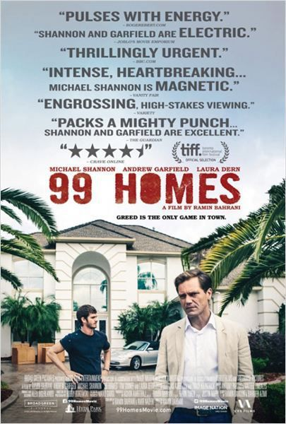 Critique Ciné : 99 Homes (2015)