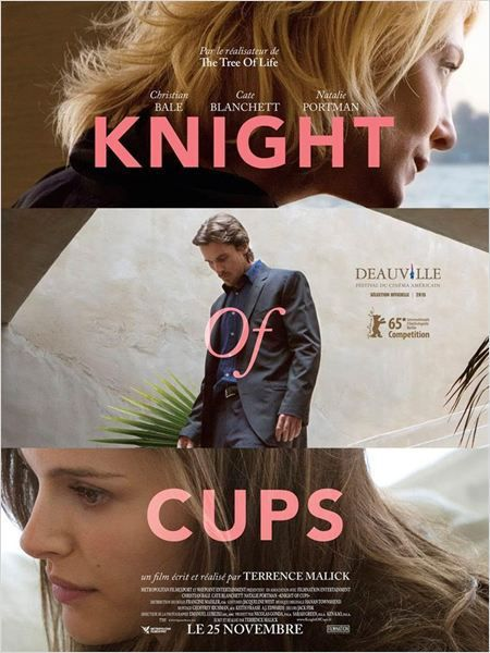 Critique Ciné : Knight of Cups (2015)