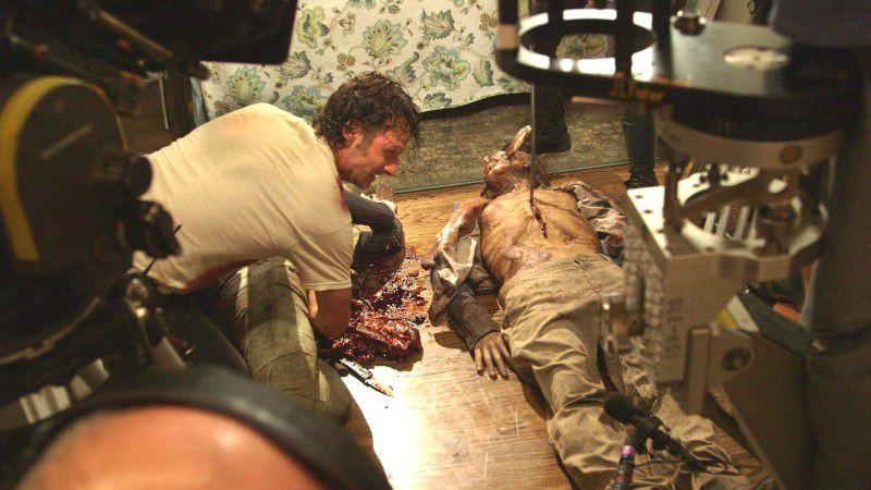 Critiques Séries : The Walking Dead. Saison 6. Episode 8.