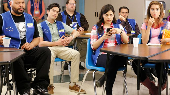Critiques Séries : Superstore. Saison 1. Pilot &amp&#x3B; Episode 2.