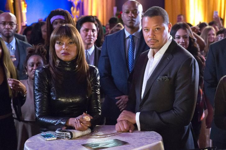 Critiques Séries : Empire. Saison 2. Episode 10.