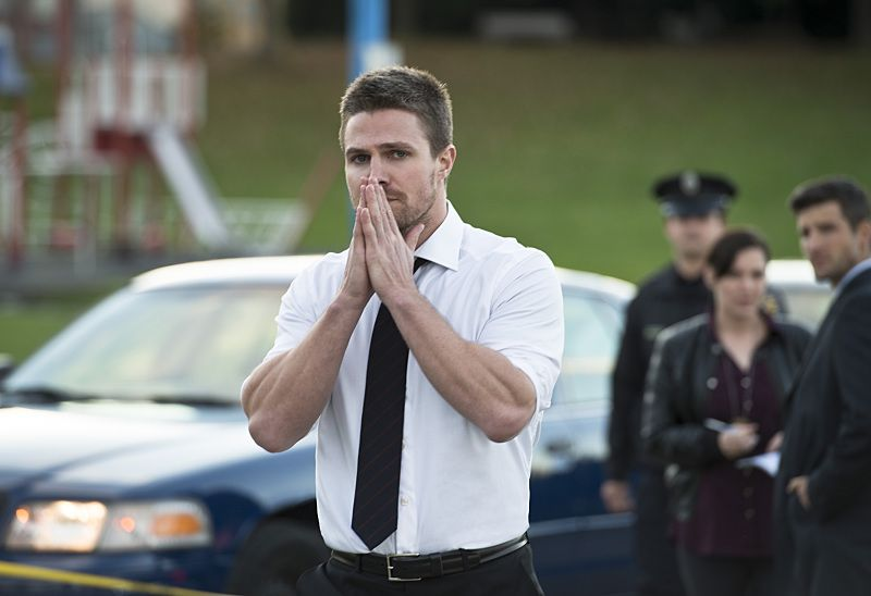 Critiques Séries : Arrow. Saison 4. Episode 9.