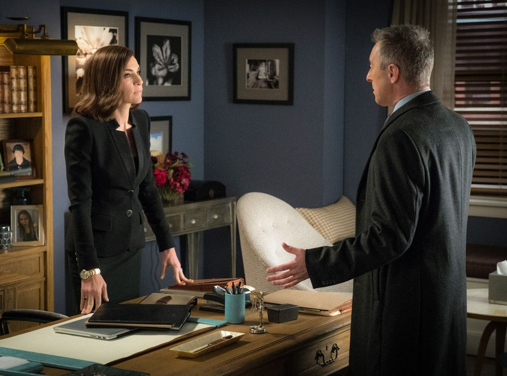 Critiques Séries : The Good Wife. Saison 7. Episode 10.