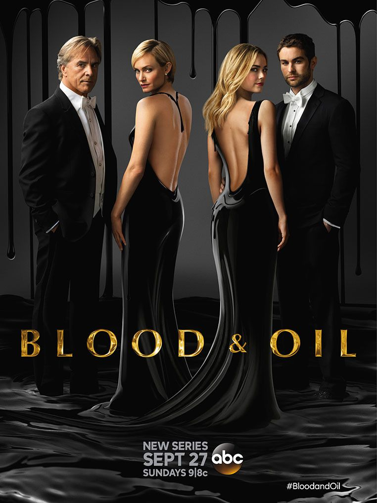 Critiques Séries : Blood &amp&#x3B; Oil. Saison 1. BILAN.
