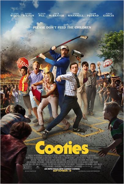 Critique Ciné : Cooties (2015)