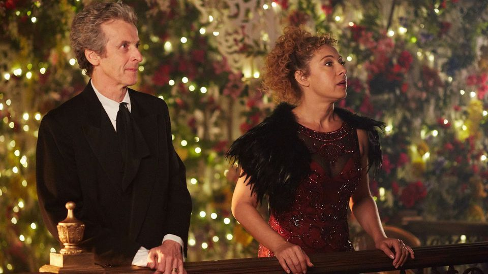 Critiques Séries : Doctor Who. Saison 9. Christmas Special.