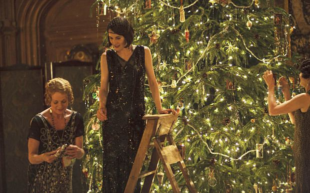 Critiques Séries : Downton Abbey. Saison 6. Christmas Special.