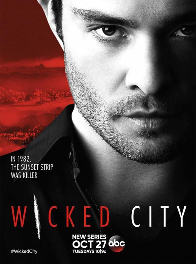 Critiques Séries : Wicked City. Saison 1. BILAN.