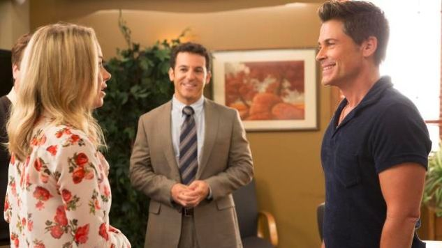 Critiques Séries : The Grinder. Saison 1. Episode 5.