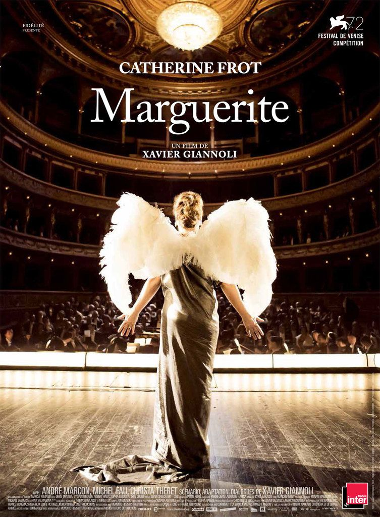 Critique Ciné : Marguerite (2015)