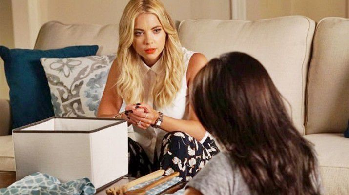 Critiques Séries : Pretty Little Liars. Saison 6. Episode 12.