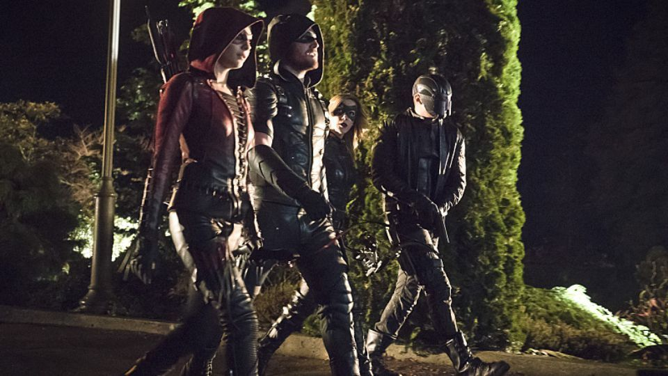 Critiques Séries : Arrow. Saison 4. Episode 10.