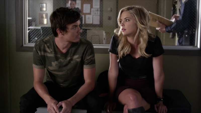 Critiques Séries : Pretty Little Liars. Saison 6. Episode 13.