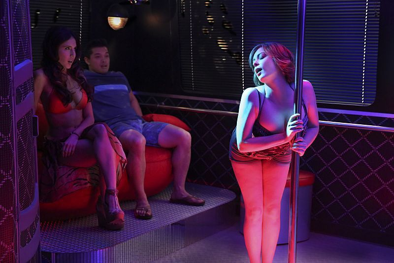 Critiques Séries : Crazy Ex-Girlfriend. Saison 1. Episode 9.