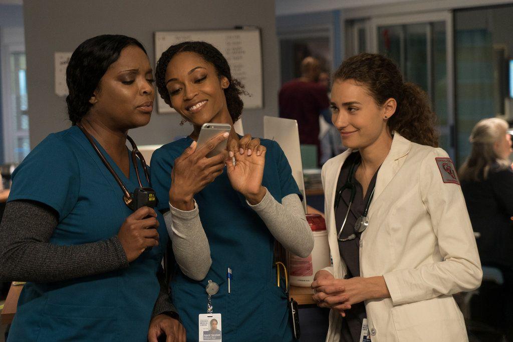 Critiques Séries : Chicago Med. Saison 1. Episodes 6 et 7.