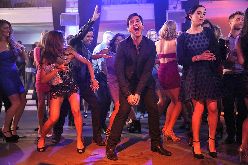 Critiques Séries : Grandfathered. Saison 1. Episode 7.