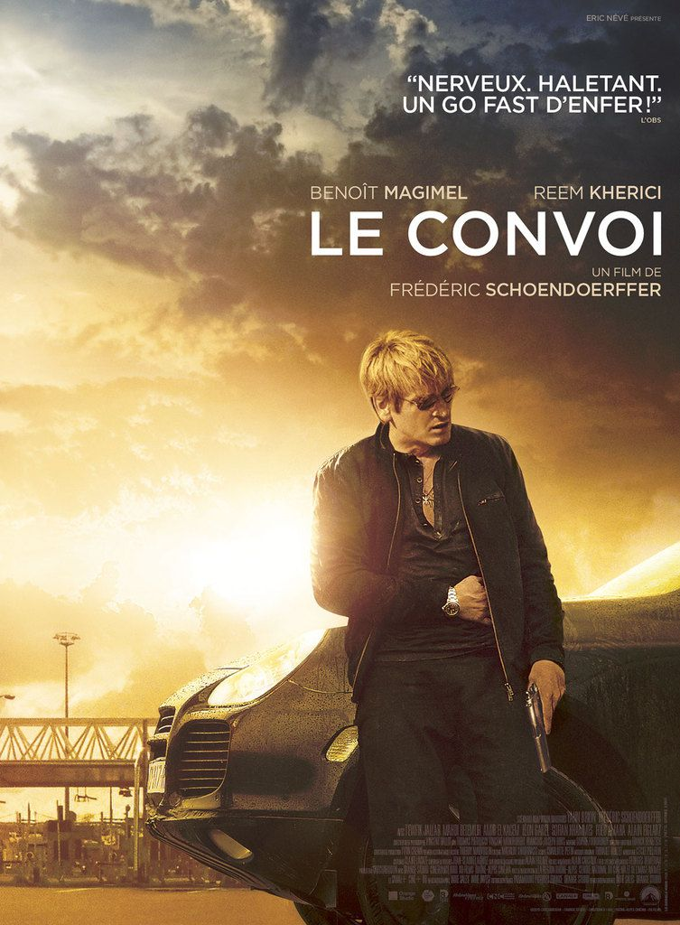 Critique Ciné : Le Convoi (2016)