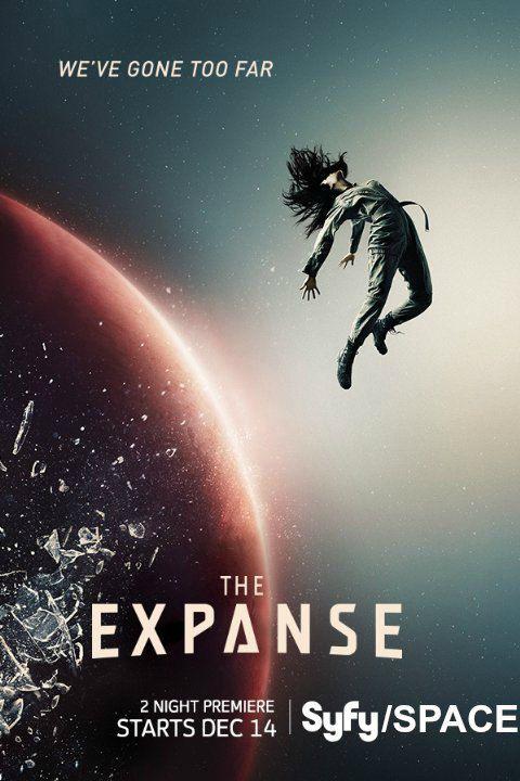 Critiques Séries : The Expanse. Saison 1. BILAN.