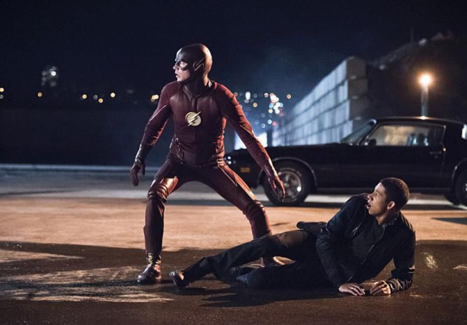 Critiques Séries : The Flash. Saison 2. Episode 12.