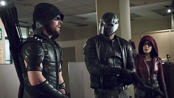 Critiques Séries : Arrow. Saison 4. Episode 14.
