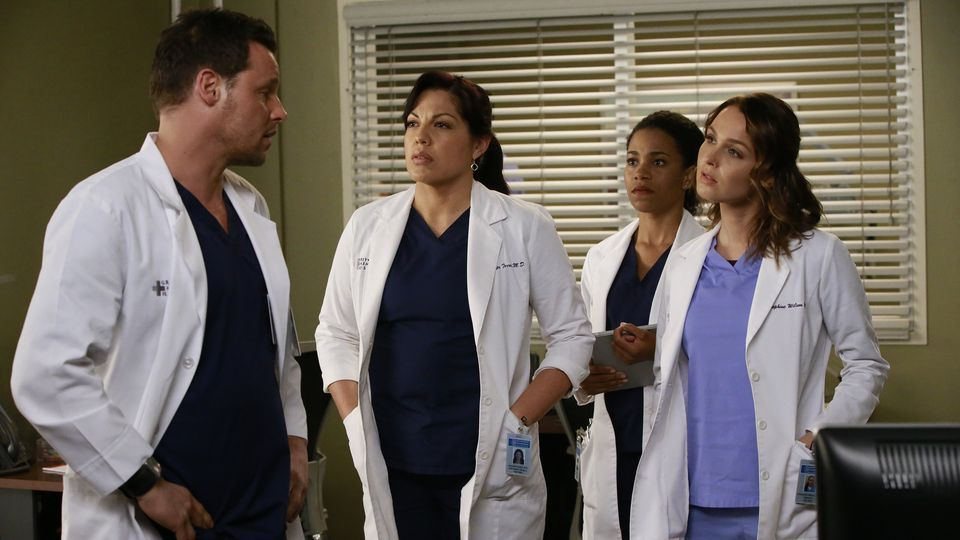 Critiques Séries : Grey's Anatomy. Saison 12. Episode 10.