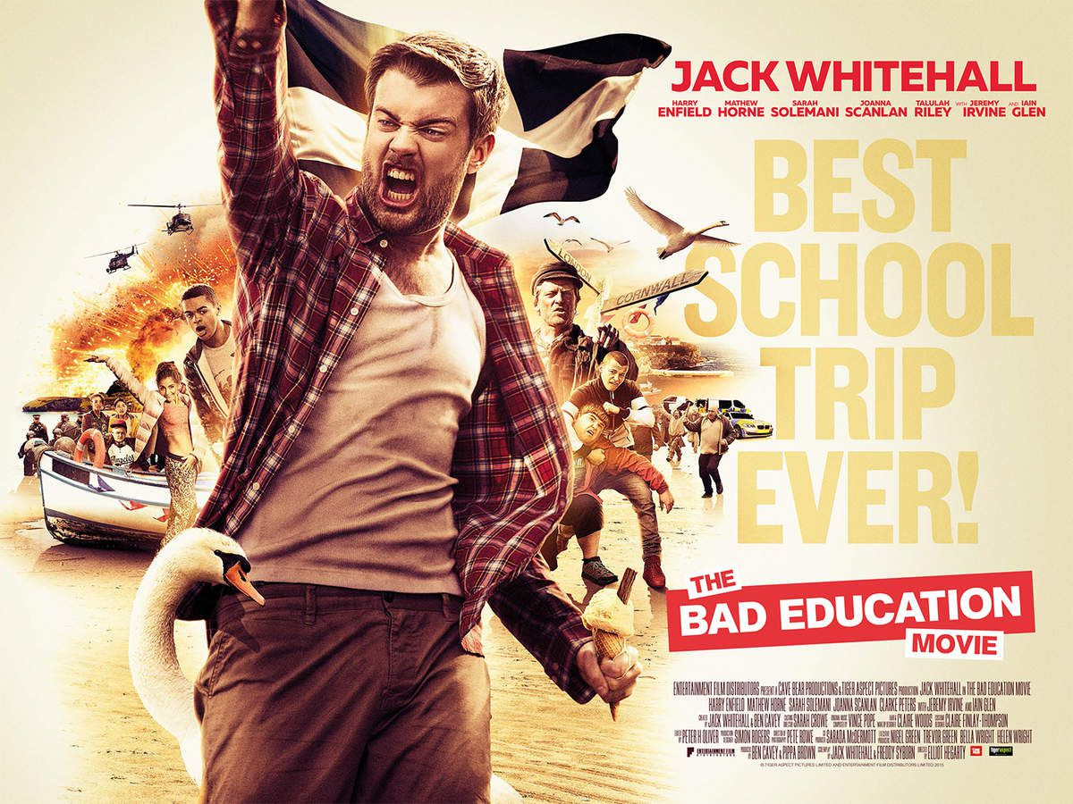 Critique Ciné : The Bad Education Movie (2016)