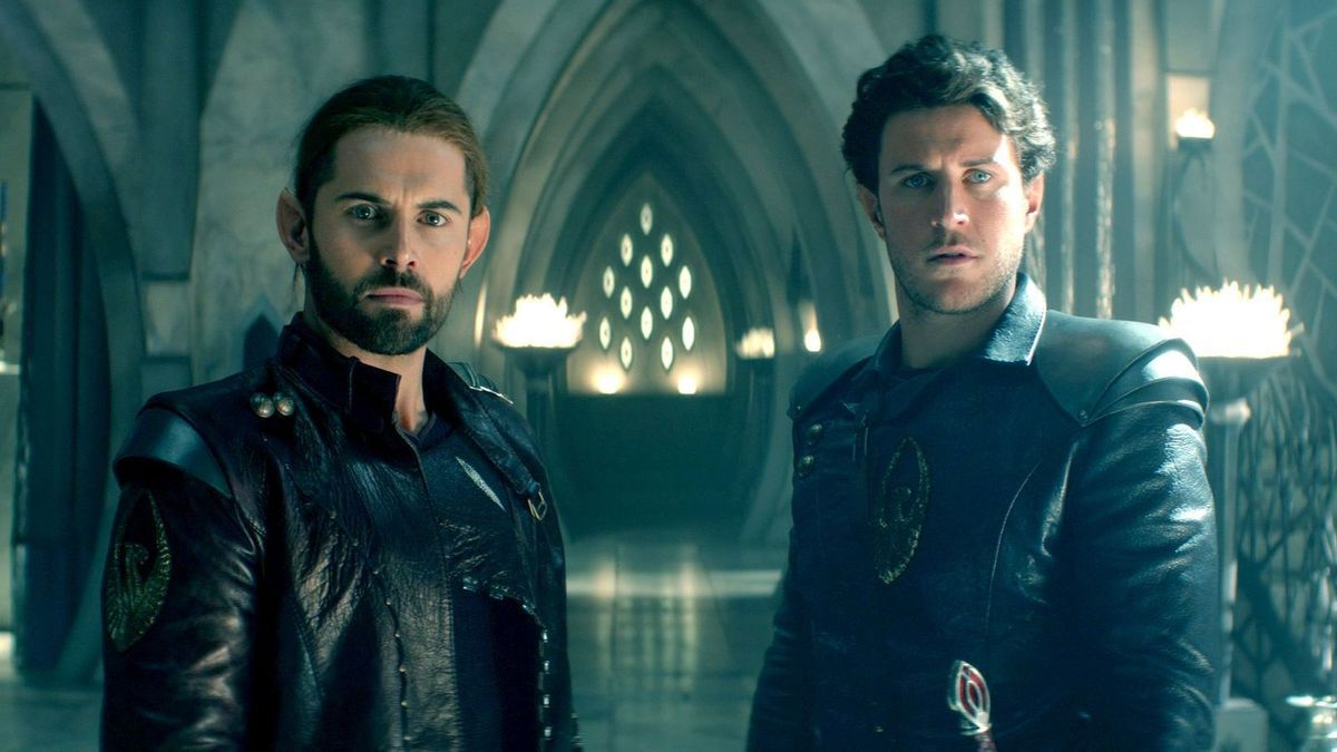 Critiques Séries : The Shannara Chronicles. Saison 1. Episodes 7 et 8.