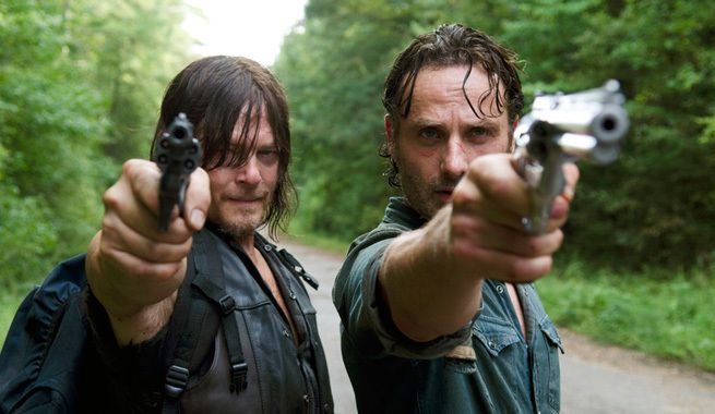 Critiques Séries : The Walking Dead. Saison 6. Episode 10.